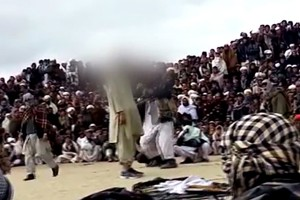 badghis man executed publicly jan14 16