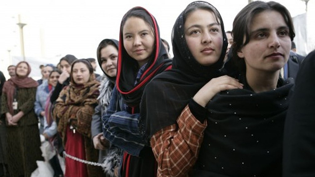Donne Afghanistan