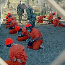 220px Camp x ray detainees