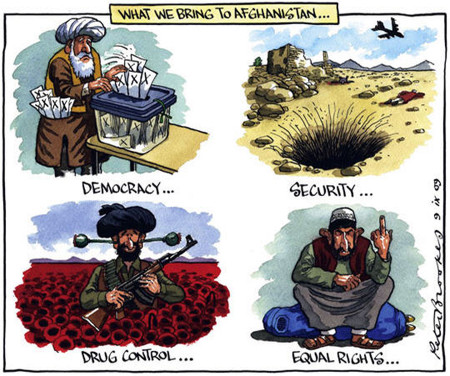 us gifts to afghanistan cartoon